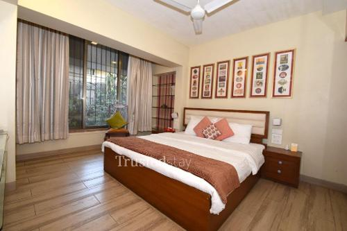 Bedroom | Service Apartments in Bandra West