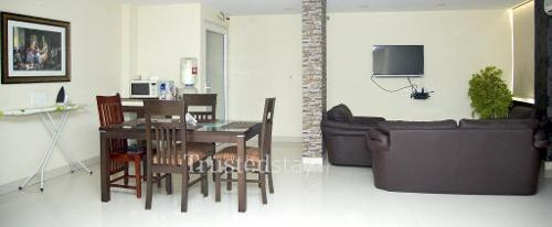 Service Apartments in Gachibowli , Hyderabad, Dining Area