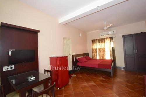 Best Service Apartments in Thevara , Cochin | Delux Room