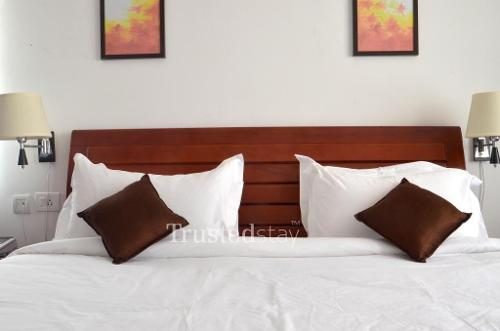 Service apartments | Indra Nagar | Coimbatore - Bedroom