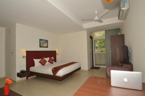 Service Apartments in Indiranagar, Bangalore | Bedroom